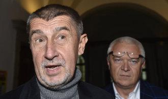 Sněmovna rozhodne o vydání Babiše a Faltýnka. Hlasovat proti budou pouze poslanci ANO