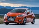 Z Nissanu Micra je klasické městské auto. Ceny v ČR začínají na 259 000 Kč