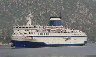 Severní Korea hledá zahraniční investory, chce koupit výletní loď s kasinem