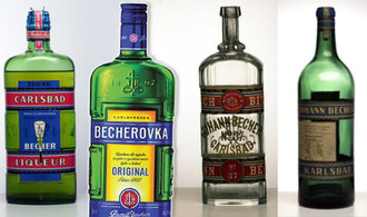 Před 210 lety začala budovat slávu Becherovka. Dnes vyrábí 10 milionů lahví ročně