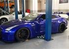 Démon silnic už se chystá vyjet. 1200koňový Nissan GT-R je v ČR unikát