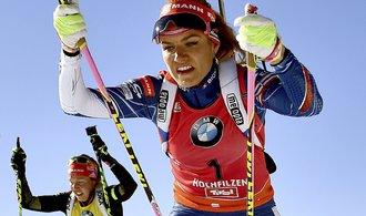 Nejlepší Češi vzimní sezoně vydělali miliony, nejvíc peněz mají biatlonisté