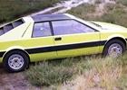 FSO 1100 Coupe mohlo být polským Lotusem Esprit. Skončilo ve šrotu