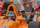 Video: Alonso v Indy 500 ve 100 sekundách