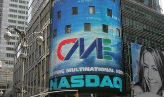 Akcie CME rostly po zprávě o zájmu CEFC a Penty