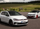 Dynamika: VW Golf GTI Clubsport vs. Renault M�gane R.S. Trophy-R