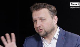 Babišův útok na šéfa GIBS je bezprecedentní, chová se nepřípustně, prohlásil Jurečka