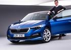 Nová Škoda Scala oficiálně: Už jsme v ní seděli! A v mnohém překvapila