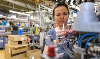 Produktivita české práce klesá