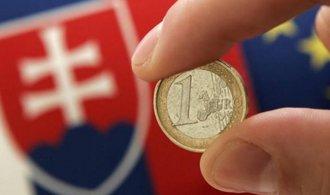 Slovenská ekonomika zpomaluje, přesto nadále roste o tři procenta za rok