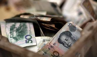 Glosa Jaroslava Bukovského: Čínské peníze už nevoní