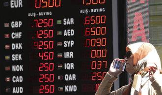 Akcie, měny & názory Davida Navrátila: Turecký volný pád