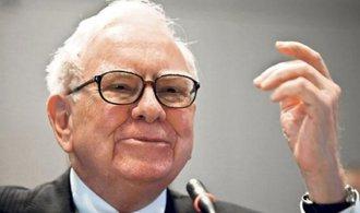 Věštec z Omahy Buffet dál ziskový, Berkshire vzrostl o víc jak 6 miliard dolarů