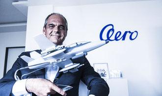 Aero Vodochody představily nástupce letounu L-159