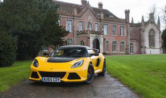 Číňané ovládli další automobilku: po Volvu získali i Lotus