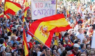 Madrid správu nad Katalánskem nepřevezme, pokud v regionu proběhnou předčasné volby