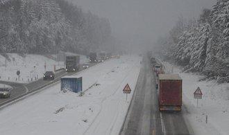 Ťok: Problémový úsek dálnice D1 se rozšíří, vznikne plnohodnotný pruh