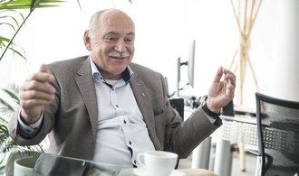 Byznys nám roste pod rukama, říká šéf Linetu Frolík