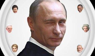 Putin směrem k Le Penové: Zastupujete politické spektrum, které se velmi rychle rozvíjí