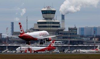 Kolik letišť Berlín potřebuje? Obyvatelé města nebudou hlasovat jen o budoucnosti Merkelové