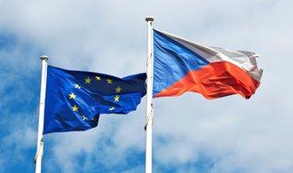 Evropská unie má v Česku čím dál větší podporu, ukázal průzkum. Brexit působí jako varování