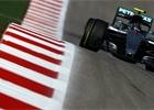Ve druh�m tr�ninku byl nejrychlej�� Rosberg, Ricciardo t�sn� za n�m