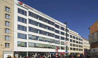 Americký miliardář prodal kanceláře na Florenci. Kupujícím je švýcarský investiční kolos