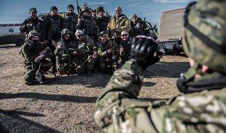 Ruský parlament legalizuje armády žoldáků