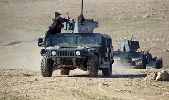 Irák zahájil ofenzivu k osvobození bašty Islámského státu