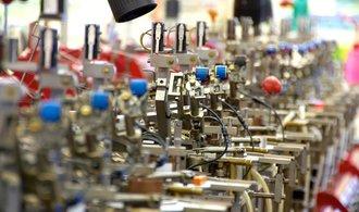 Růst průmyslové produkce Spojených států předčil očekávání
