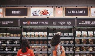 Amazon Go chystá převrat v nakupování. Může ale připravit o práci pokladní