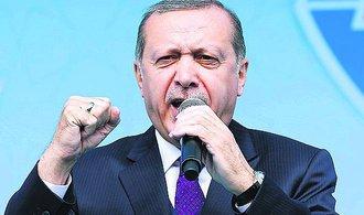 Turecko nepodporuje teror - proto lidem zablokovalo přístup na Wikipedii