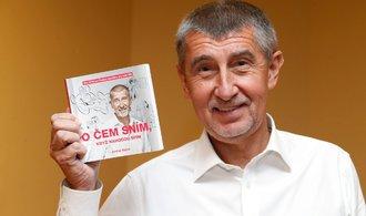 Strana ANO čelí správnímu řízení, kvůli knize svého šéfa Andreje Babiše