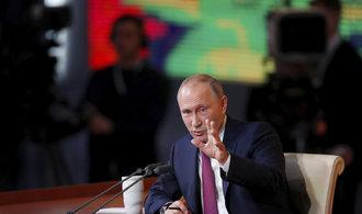 Na Ukrajině není ruská armáda, ale jisté milice, řekl Putin