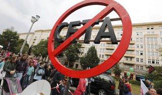 L�d�i se sna�� zachr�nit dohodu CETA, ve �tvrtek se ale nejsp�e nepodep�e