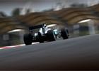 Hamilton nedal v malajsijsk� kvalifikaci Rosbergovi ��dnou �anci
