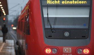 Fronty a chaos. Takhle vypadala stávka železničářů v Německu