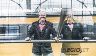 Jančurův RegioJet hlásí nejlepší výsledek od vstupu na železnici