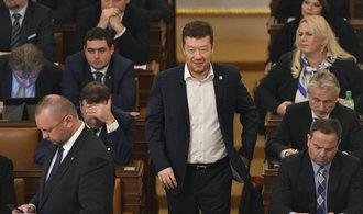 Do vedení Sněmovny chtějí Fiala, Pikal, Okamura, Filip a Hamáček