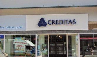 Creditas se jako banka chce prosadit ve zhodnocov�n� �spor a financov�n� firem