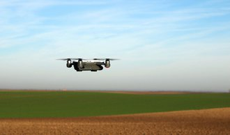 Drony proti kokainu. Kolumbijská policie testuje letouny k likvidování plantáží s kokou