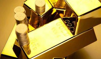 Akcie, měny & názory Jana Mihulky: Neslábnoucí lesk žlutého kovu