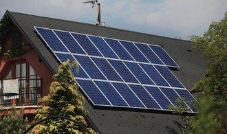 Česko kvůli dotacím zažívá solární miniboom
