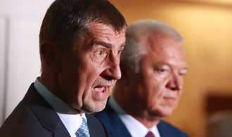 Babiš a Faltýnek požádají Sněmovnu o vydání ke stíhání