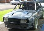 Toto je šílený křiženec Škody 130L a Audi TT. Má 220 koní a čtyřkolku!