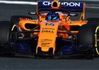 McLaren představil oranžový MCL33