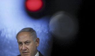 Netanjahu přirovnal Írán k nacistům, vadí mu pokračující jaderný program