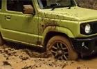 Nové Suzuki Jimny natočeno v terénu. Podívejte se, co malý off-road zvládne!