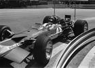 Videa: Když se vozy F1 proháněly parkem Montjuic