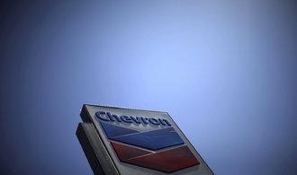 Chevron se vrátil do zisku. Úspěšné hospodaření mu zajistily investice z minulosti